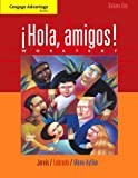 Bundle: Cengage Advantage Books: Hola, amigos! Worktext Volume 1, 7th + Premium Web Site, Volume 1 Printed Access Card, Ana Jarvis, Raquel Lebredo, Francisco Mena-Ayllon, 1111490864