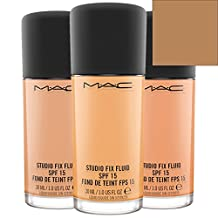Studio Fix Fluid SPF15 Foundation by MAC NC50 30ml by MAC