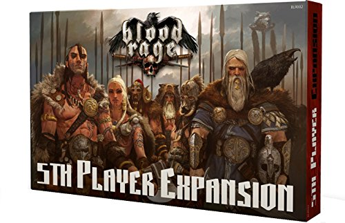 CMON Blood Rage 5th Player -