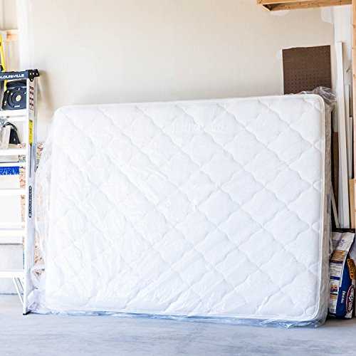 LINENSPA 2 Pack Mattress Bag for Moving and Storage Queen