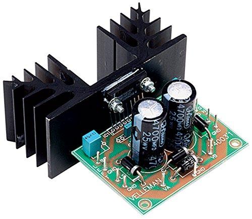 - Velleman K4003 2 X 30W Audio Power Amplifier