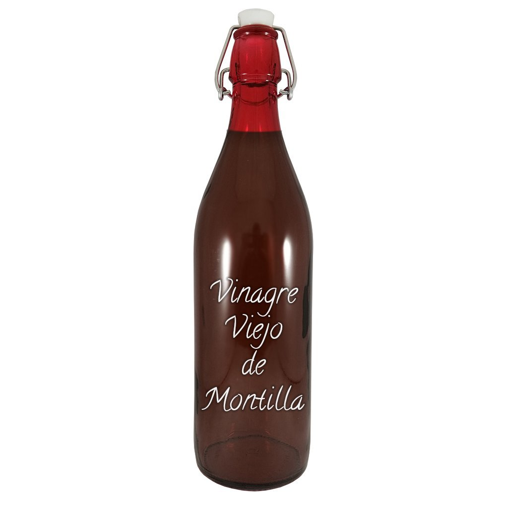Spirits & Spice Vinagre Viejo de Montilla Red Wine Vinegar (1L Red) by Spirits and Spice