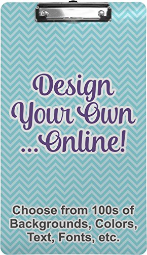 Personalized Clipboard - Design Your Own Clipboard (Legal Size) (Personalized)