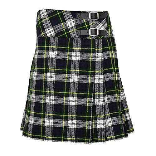 Ladies Knee Length Kilt Skirt 20