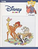 disney home disney classics 6 designs counted cross stitch dumbo and timothy bambi and friends mowgli and baloo the kiss just before midnight cinderella and fly with me peter pan