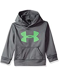 Little Boys' Hd Mesh Big Logo Pullover Hoody