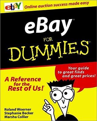 eBay For Dummies: Amazon.es: Woerner, Roland, Becker, Stephanie, Collier, Marsha: Libros en idiomas extranjeros