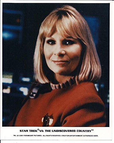 Grace Lee Whitney 8x10 Star Trek VI Press Kit Photo from Star Trek