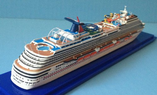 Carnival Magic Cruise Ship Model In 1 1250 Scale