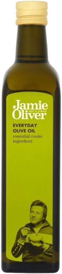 Jamie Oliver Everyday Olive Oil (500ml) ジェイミー?オリバー日常のオリーブオイル( 500ミリリットル)