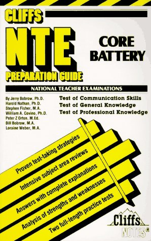 National Teacher Examinations: Core Battery Preparation Guide (Test preparation guides)