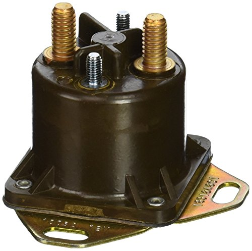 LActrical FORD Diesel Glow Plug Relay Solenoid 6.9L & 7.3L Powerstroke Turbo 1985-2003 E VAN Econoline E250 E350 Van F Pickup 1994 95 96 97 98 99 00-03 F250 F350 F450 F550 F650 F750 201-03 Excursion ()