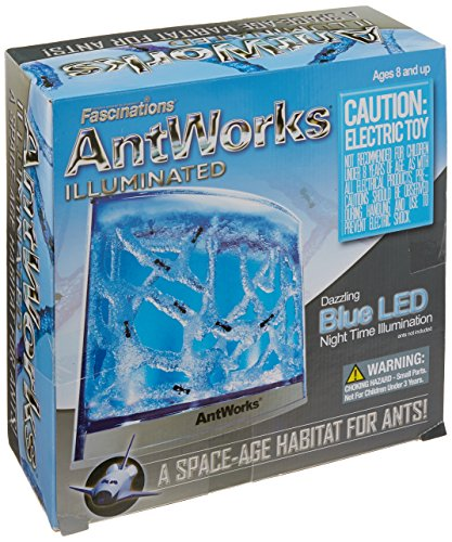 Fascinations AntWorks Illuminated Blue by Fascinations