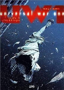 """Afficher """"Universal war one n° 4<br /> Le déluge"""""""