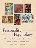 Personality Psychology: Domains of Knowledge about Human Nature, Larsen, 0072920491