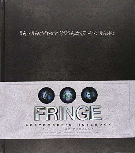 Fringe: September's Notebook por Tara Bennett