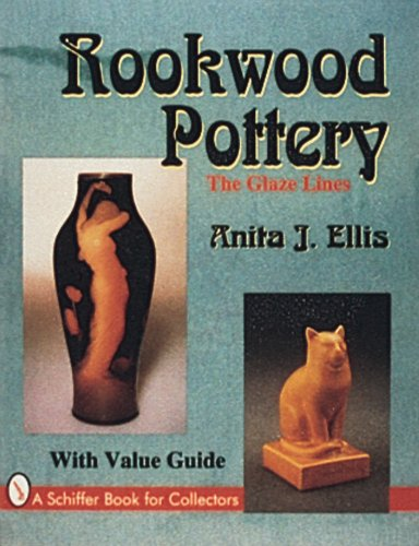 Rookwood Pottery: The Glaze Lines (Schiffer Book for Collectors)