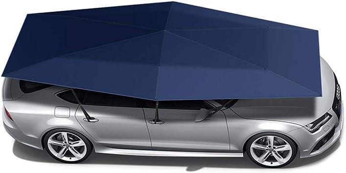 Amazon.com: Paraguas semiautomático para coche, plegable ...