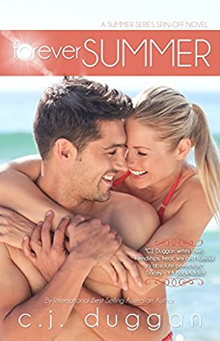 book cover of Forever Summer