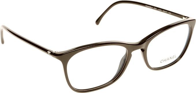 056c1d8854 Chanel - Monture de lunettes - Femme: Amazon.fr: Vêtements et ...