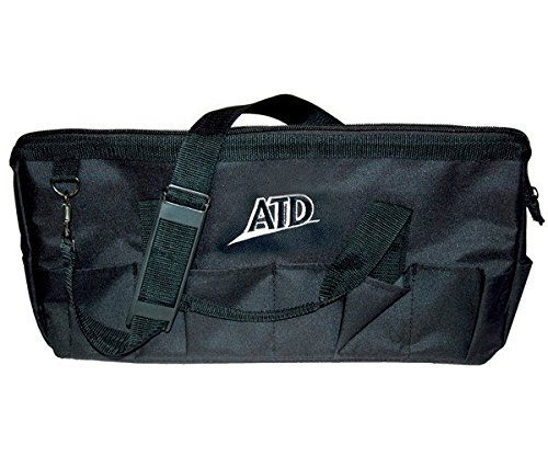Man Tool Carrier Bag (ATD Tools 22 Large Soft-Side 'Man Bag' Tool Carrier)