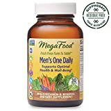 MegaFood, Men's One Daily, Daily Multivitamin and Mineral Dietary Supplement...