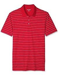 79ca24c31bdd Men's Slim-Fit Quick-Dry Golf Polo Shirt
