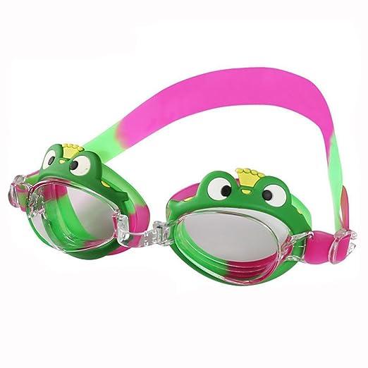Kaxima Gafas de natación Adulto Ojo de Dibujos Animados ...