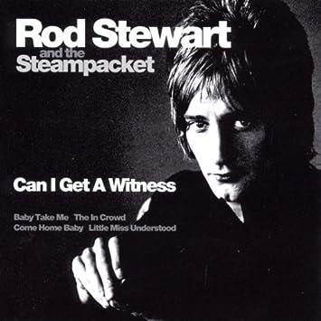 Rod Stewart /& Steampacket