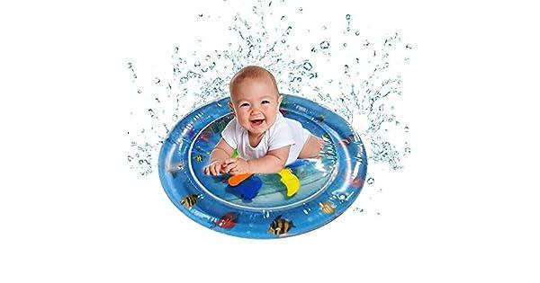 Amazon.com: Alfombrilla hinchable de verano para bebé, para ...