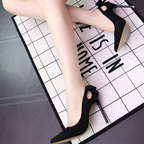 Zapatos Mujeres de Xianshu Tac Hueco qw0YaFnFO
