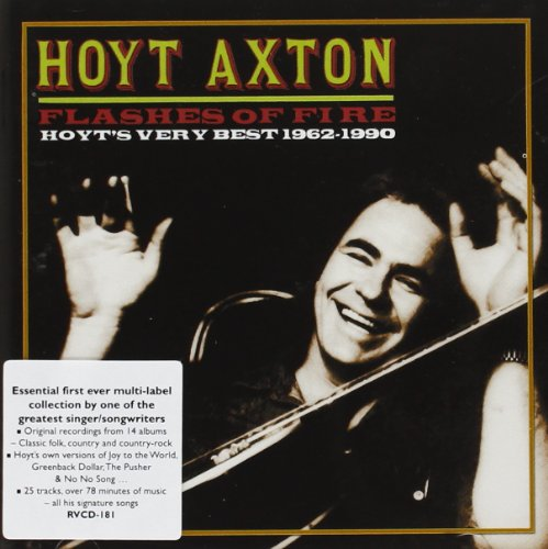 Flashes of Fire: Hoyt's Very Best 1962-1990 by Raven [Australia]