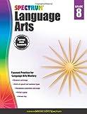 Spectrum Language Arts, Grade 8, , 148381212X