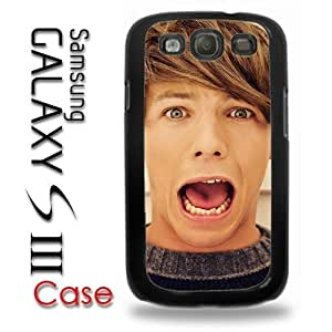 Samsung Galaxy S3 Plastic Case - 1D Louis One Direction Louis Picture