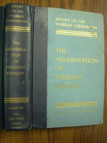The Warren Report by the Warren Commission