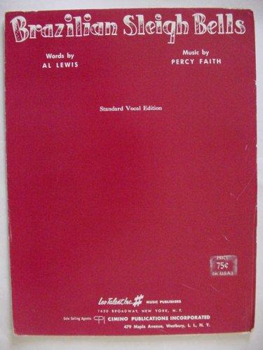 Brazilian Sleigh Bells (Standarad Vocal Edition