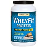 Fitness Labs WheyFit Protein (2 Pounds, Chocolate Peanut Butter) Review