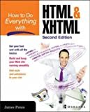 How to Do Everything with HTML (How to Do Everything Series)