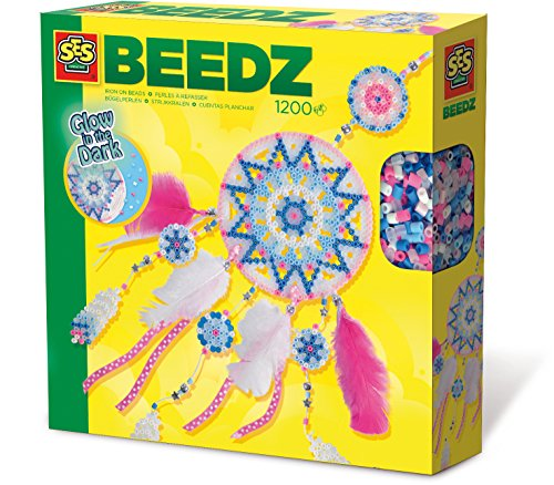 SES Creative Beedz Dreamcatcher Fun to Create (Bead Dreamcatcher)