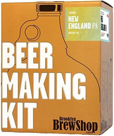 Brooklyn Brew Shop New England IPA - Kit de elaboración de Cerveza