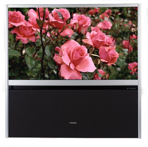 Toshiba 65H84 65-Inch HD-Ready Rear-Projection TV with HDMI Input