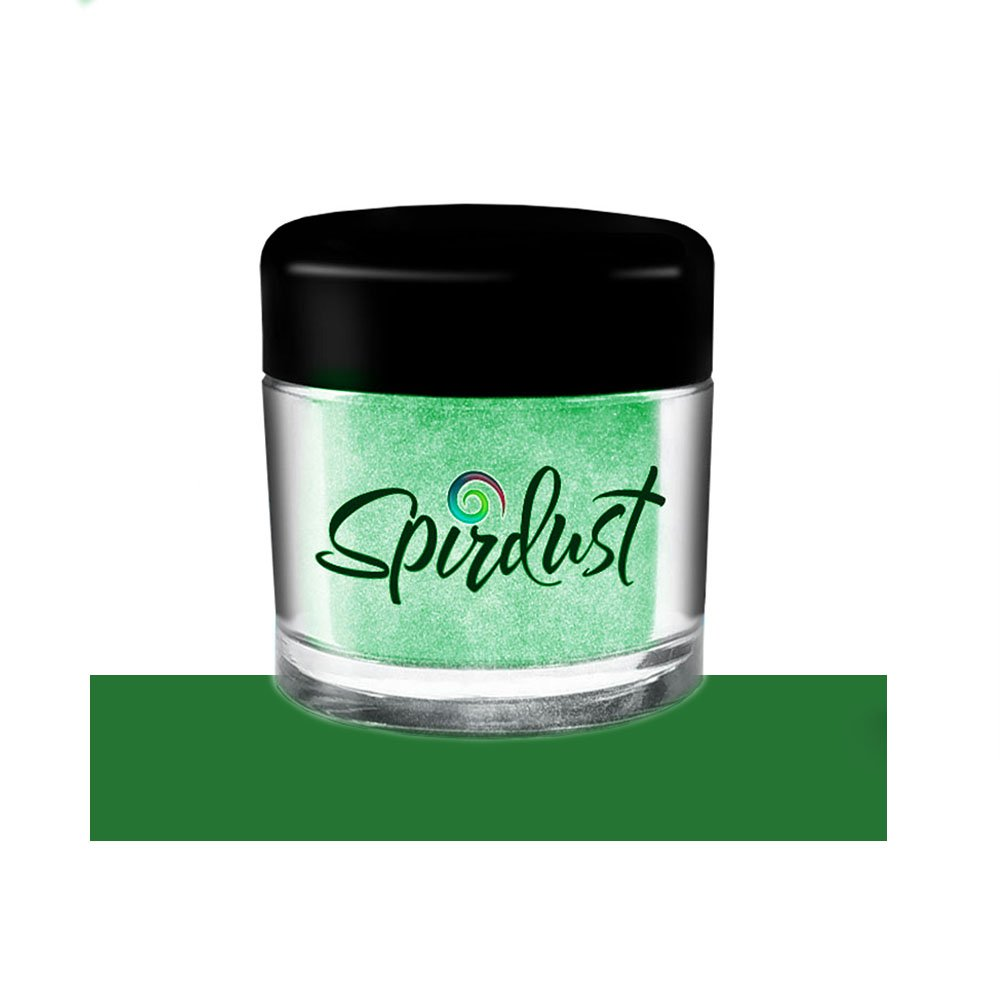 Spirdust Cocktail Shimmer Dust Dye The Drinks by Roxy & Rich - Green 1.5 Grams