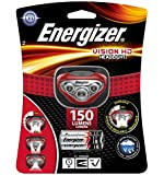 Energizer Vision HD-Faro a LED (batterie incluse) Energizer
