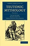 Teutonic Mythology, Grimm, Jacob, 110804705X