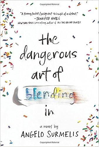The Dangerous Art of Blending in: Amazon.es: Angelo Surmelis ...