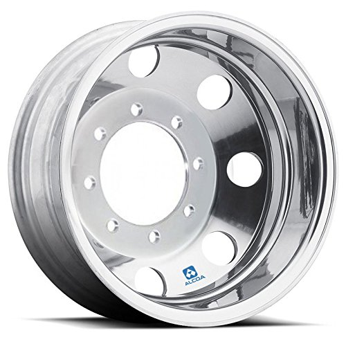 Alcoa 19.5'' x 6.75'' Polished Rear Dual 8 on 275mm GM c4500 / c5500 (765422) by Alcoa