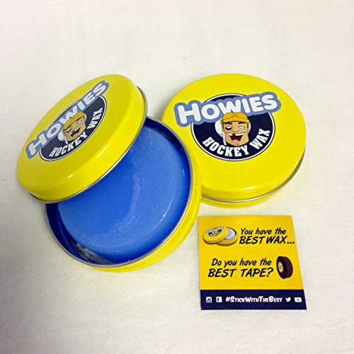 Howies Hockey Stick wax 80g / 2.8oz prevents ice and snow build up -...