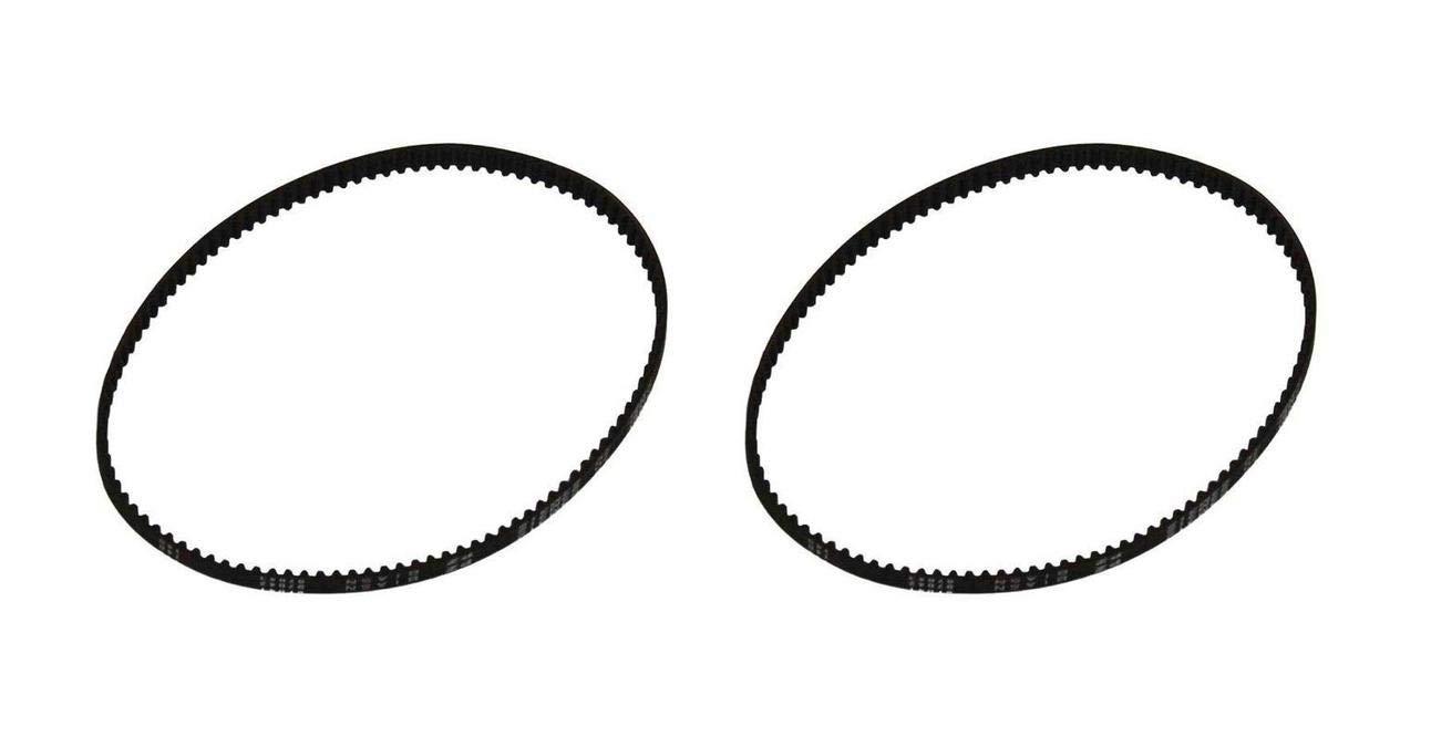 (Vacuum Parts) Belt for Vacuflo Turbo Cat TP 210 HD-1990 RD-1990 7227 TL2000 Geared 2-Pack