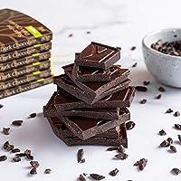 17 Rocks Volcanic Stone Ground Chocolate (Dark Sugar Free)