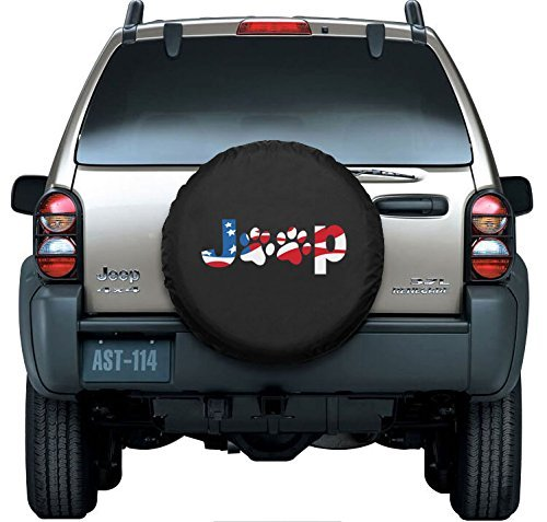 america spare tire covers - 5